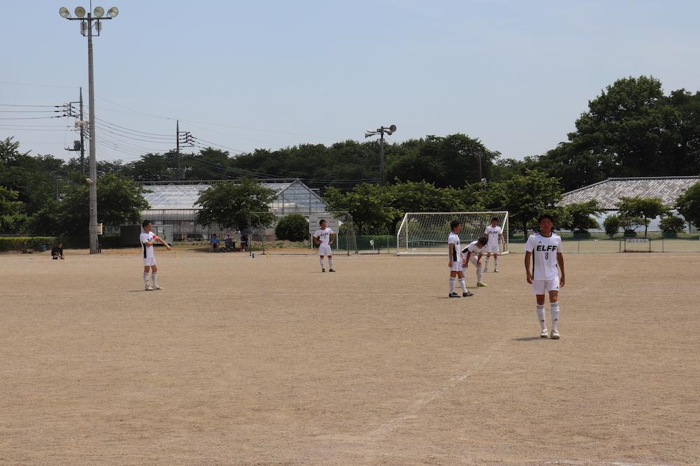 群馬県社会人サッカー3部リーグ 第3節