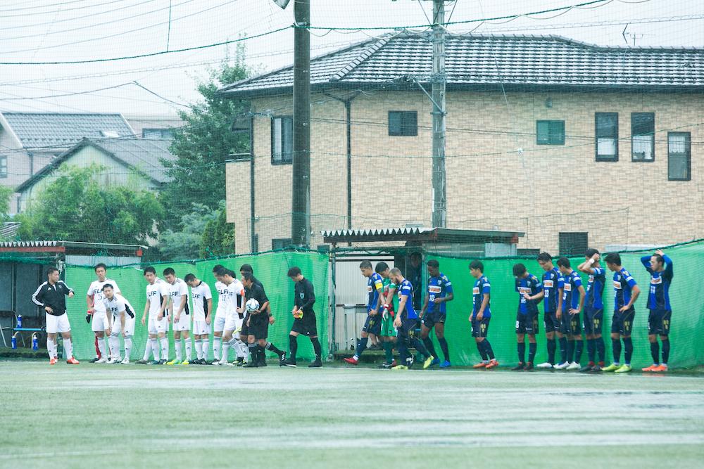 全国クラブチームサッカー選手権大会群馬県大会1回戦