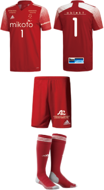 GK1ST Uniform