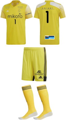 GK2ND Uniform